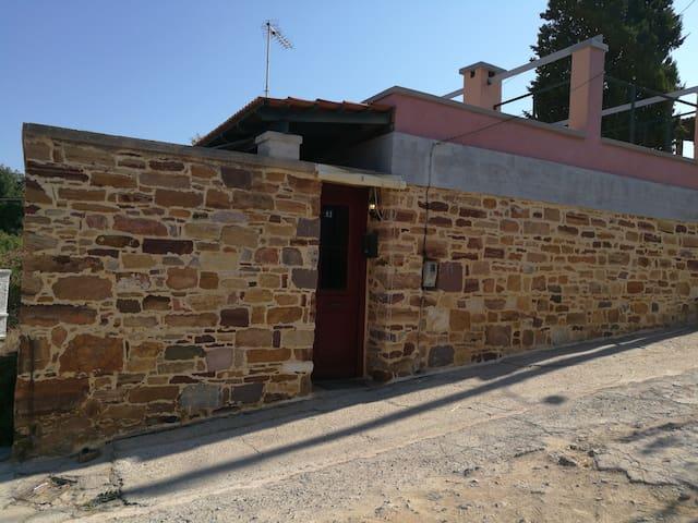 Stone house in Thimiana Chios