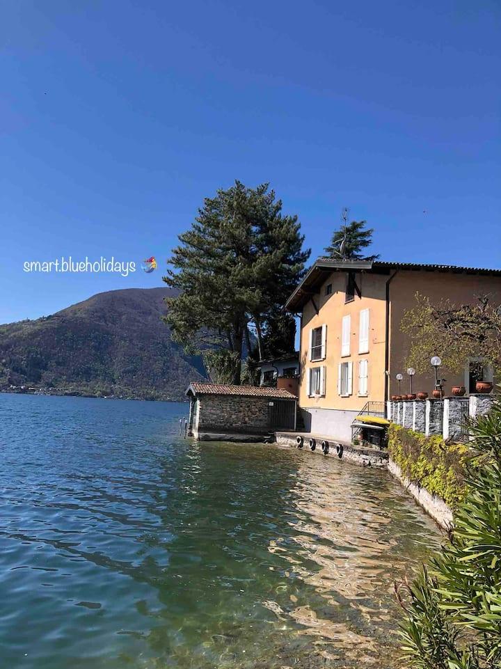 Casa della Musica *sul lago & spiaggia privata*