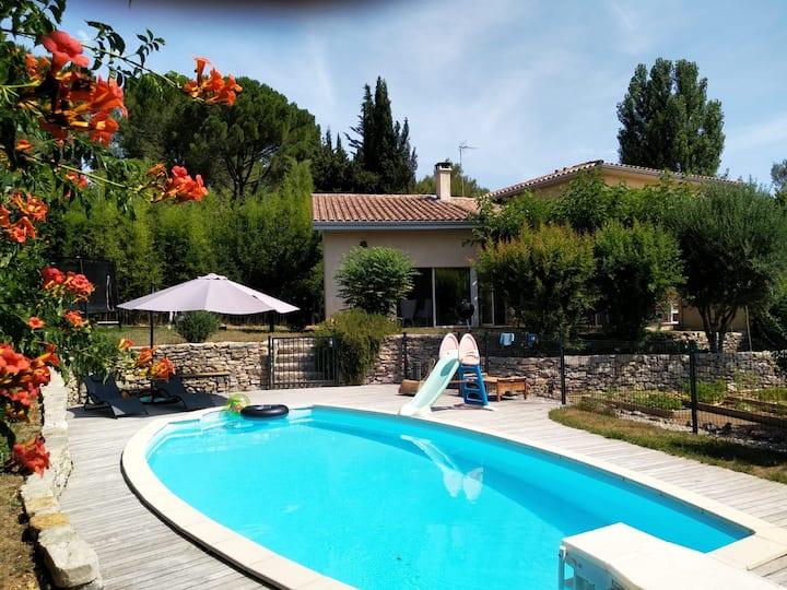 Villa du Soleil proche Montpellier