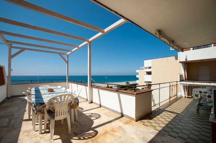 Casa sul mare - Falerna Marina - Apartament