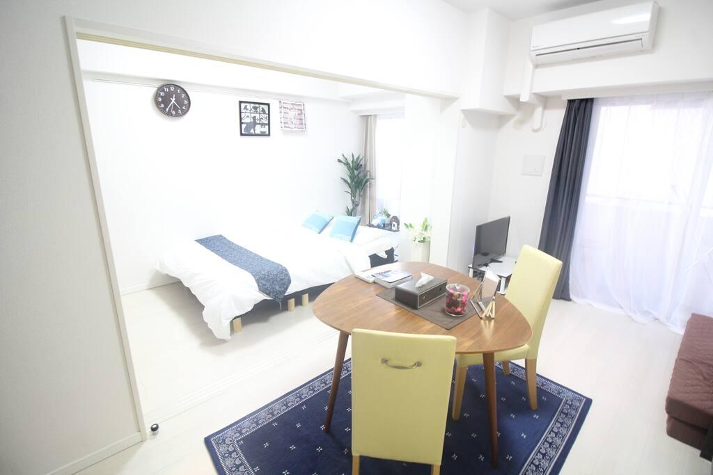 It's my cozy room!