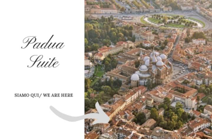 SUITE Sant'Antonio Padova- 30 min from VENICE