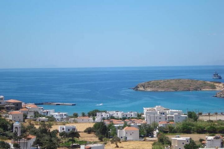 mpatsi-exellent view - Mpatsi - House