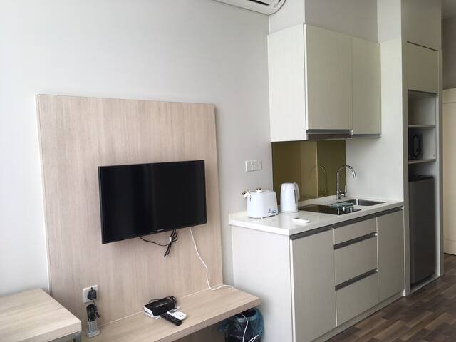 TV, Fridge, Microwave, Electric Kettle, Toaster and Induction Cooker