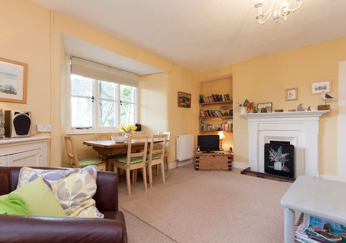 Mewstone View garden apartment - Cawsand - Apartament