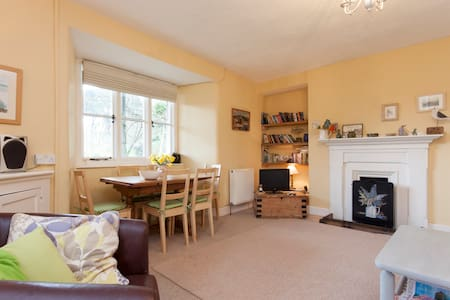 Mewstone View garden apartment - Cawsand - Apartment