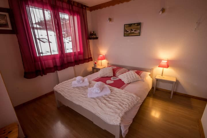 Double room-Standard-Private Bathroom-Balcony