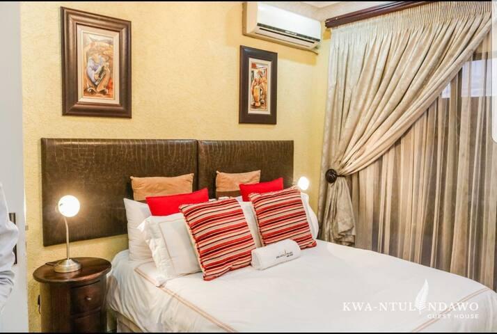 Kwantulindawo Guesthouse Vryheid