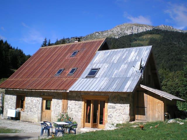 Gite de montagne - Saint-Pierre-d'Entremont - Apartment