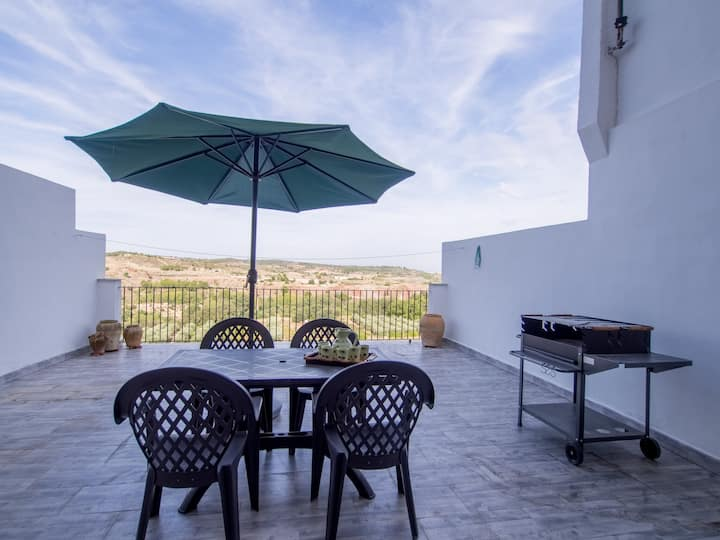 Casa Esperanza en Alborache