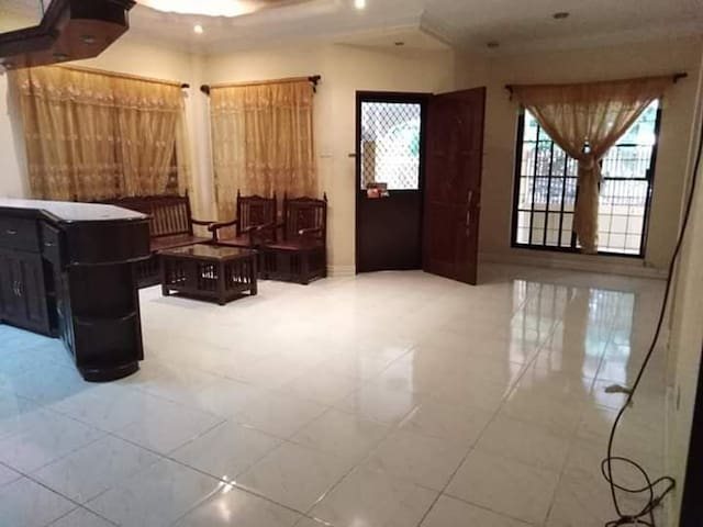 House For Rent and Fully Furnished