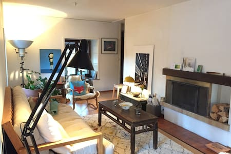 Chambre individuelle dans appart hygge et cosy - Echallens