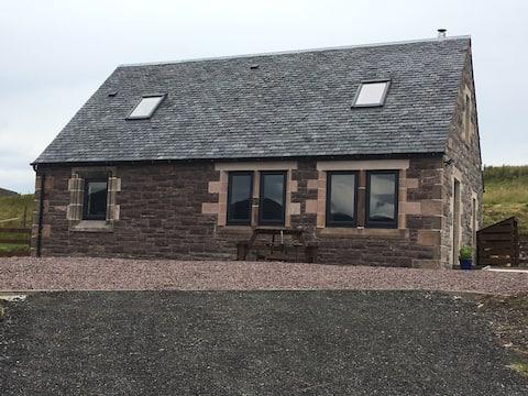 Stunning stone house, Lochcarron