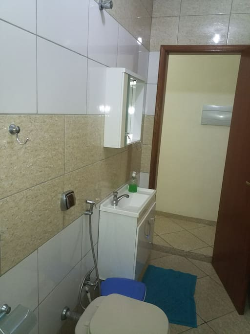 Banheiro 1 andar