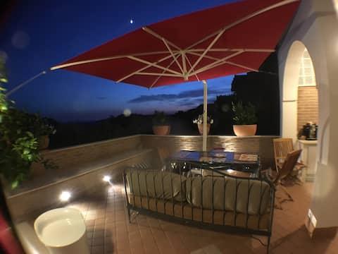 LUXURY Mountain Apartment/Relax/Amazing Panorama