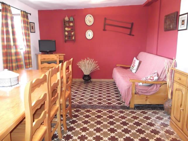 casa rural las Bardas con encanto - Cubilla - House