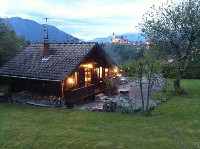 Chalet de Montagne - Mont-Saxonnex - Xalet