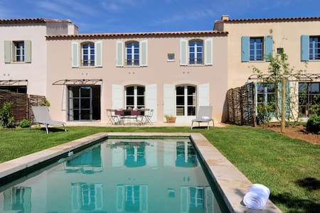 Villa 4 chambres avec piscine privative