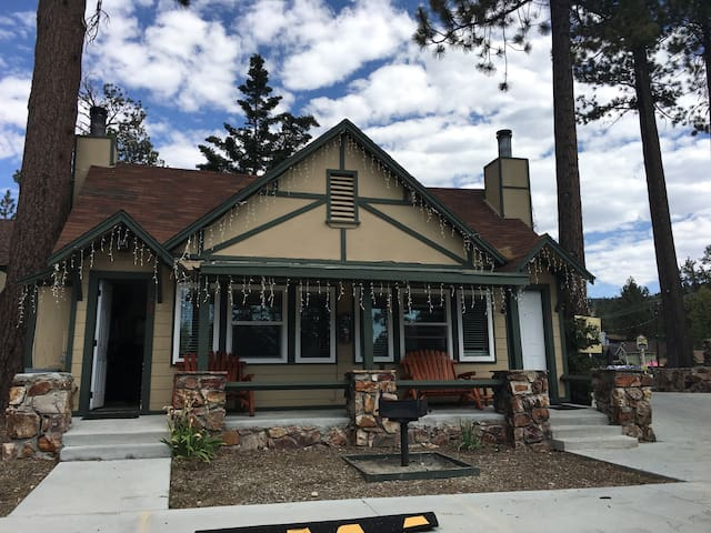 Beautiful Cabin studio  #21  In Big Bear Lake! - Big Bear Lake - Cabin