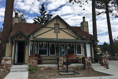 Beautiful Cabin studio  #21  In Big Bear Lake! - Big Bear Lake - Kabin