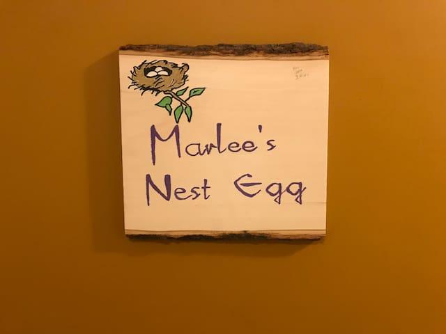 NODA 1 BR jr Suite @ Marlee'sNestEgg (Private Bth)