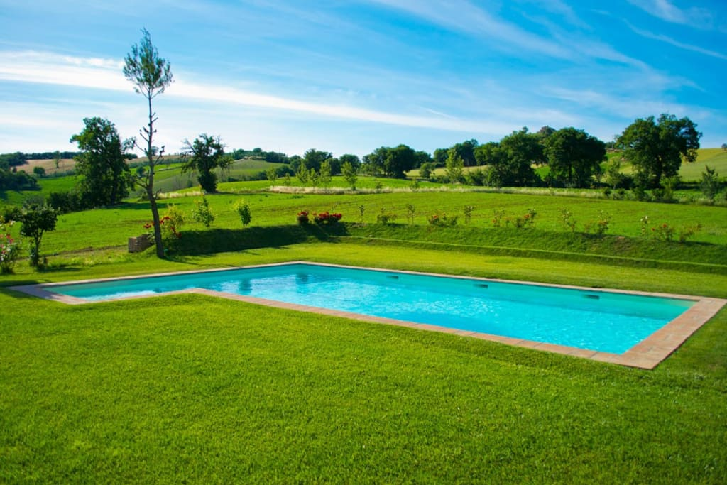Villa con piscina in umbria ville in affitto a todi - B b umbria con piscina ...