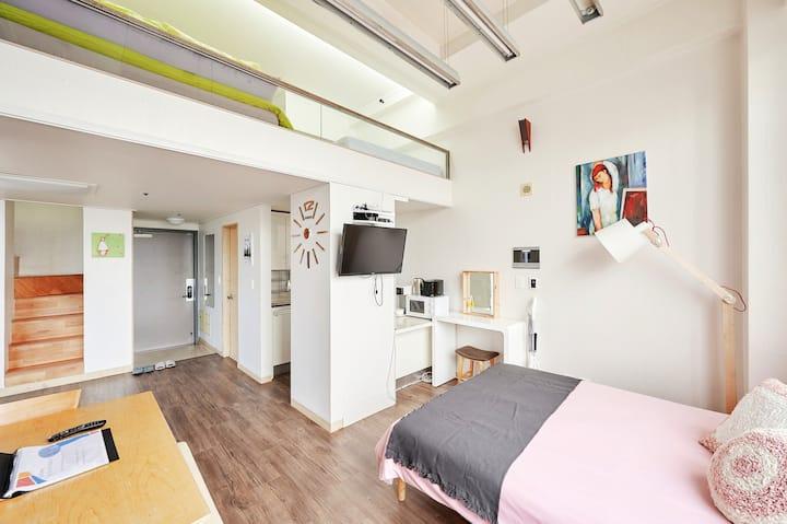 #B Classy Duplex [Seoul STN 3min]