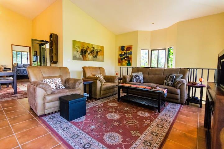 Hacienda Vacation Rental in Boquete