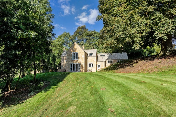 A unique luxury house in the stunning Cotswolds - Upper Slaughter