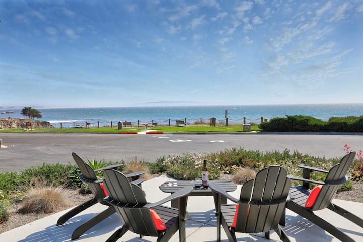 BIG ocean VIEWS - MONTHLY - Shell Beach