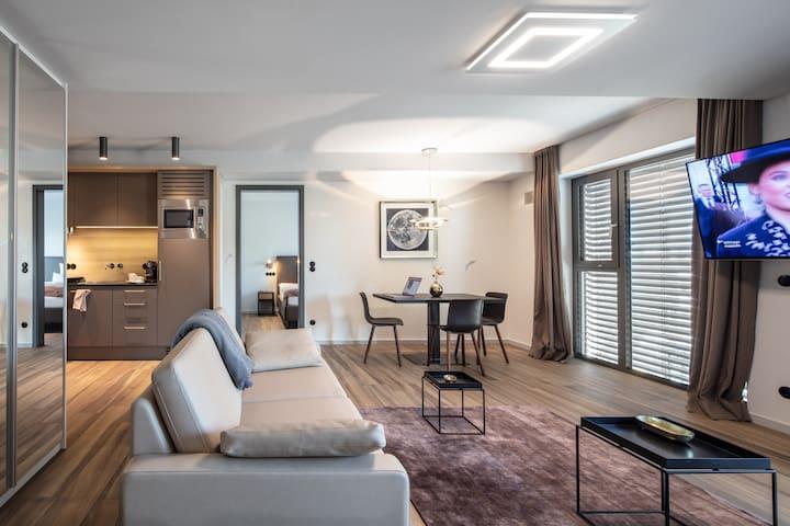 Suite,  Serviced Apartment, München, Munich