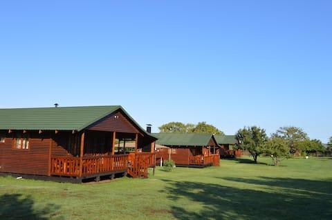Miller's Wood Cabins Buffalo Unit 3