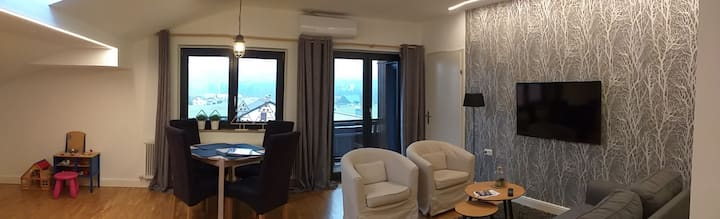 2bedroom App. Amazing Mountain view, HausHinterer