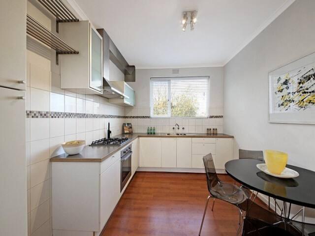 Melbourne summer / Aus Open lodging - Malvern - Apartament