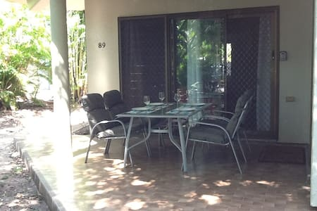 2BR unit near the racecourse and markets - Parap - Apartment