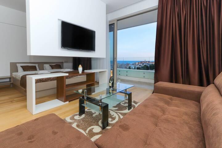 Budva City Center Apartments Studios