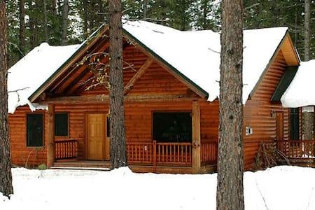 Newer Mazama Cabin in Liberty Woodlands - 溫斯羅普