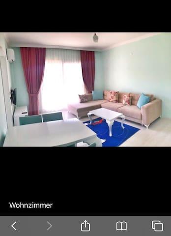 Nesa Palas Wohnung mit Aussen und innen Pool