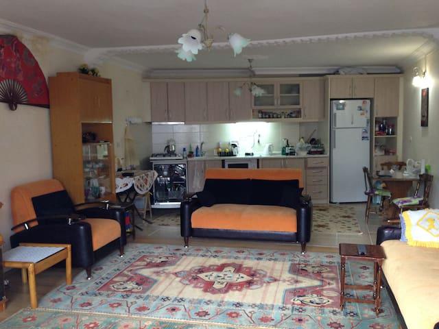 Günlük Kiralık Daire Kuşadası (Güzelçamlı) - Güzelçamlı Belediyesi - Apartmen