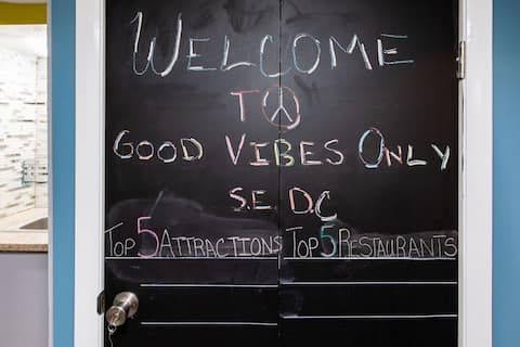 Good Vibes Only SE DC.