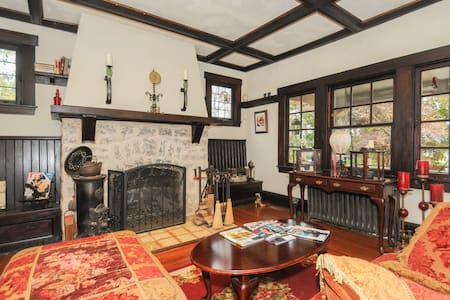 charming private old farmhouse - Moorestown - Hus