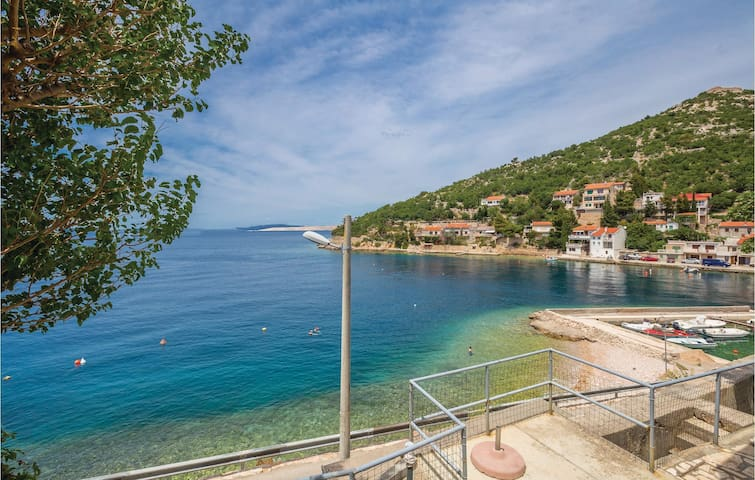 Holiday apartment with 1 bedroom on 31m² in Starigrad