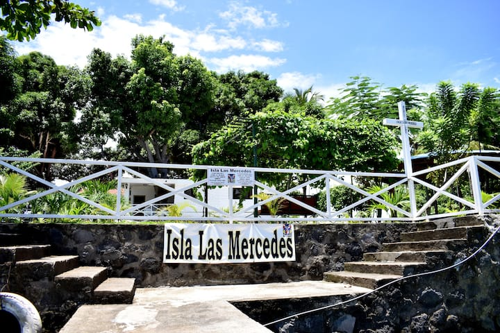 Isla Las Mercedes, Lake Cocibolca, Nicaragua