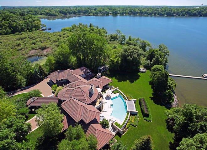 Luxury on the Lake
