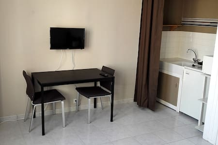 Petit logement sympa ;) - Dijon - Wohnung