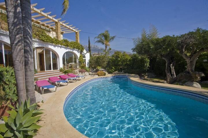 Villa Finca el Tossal