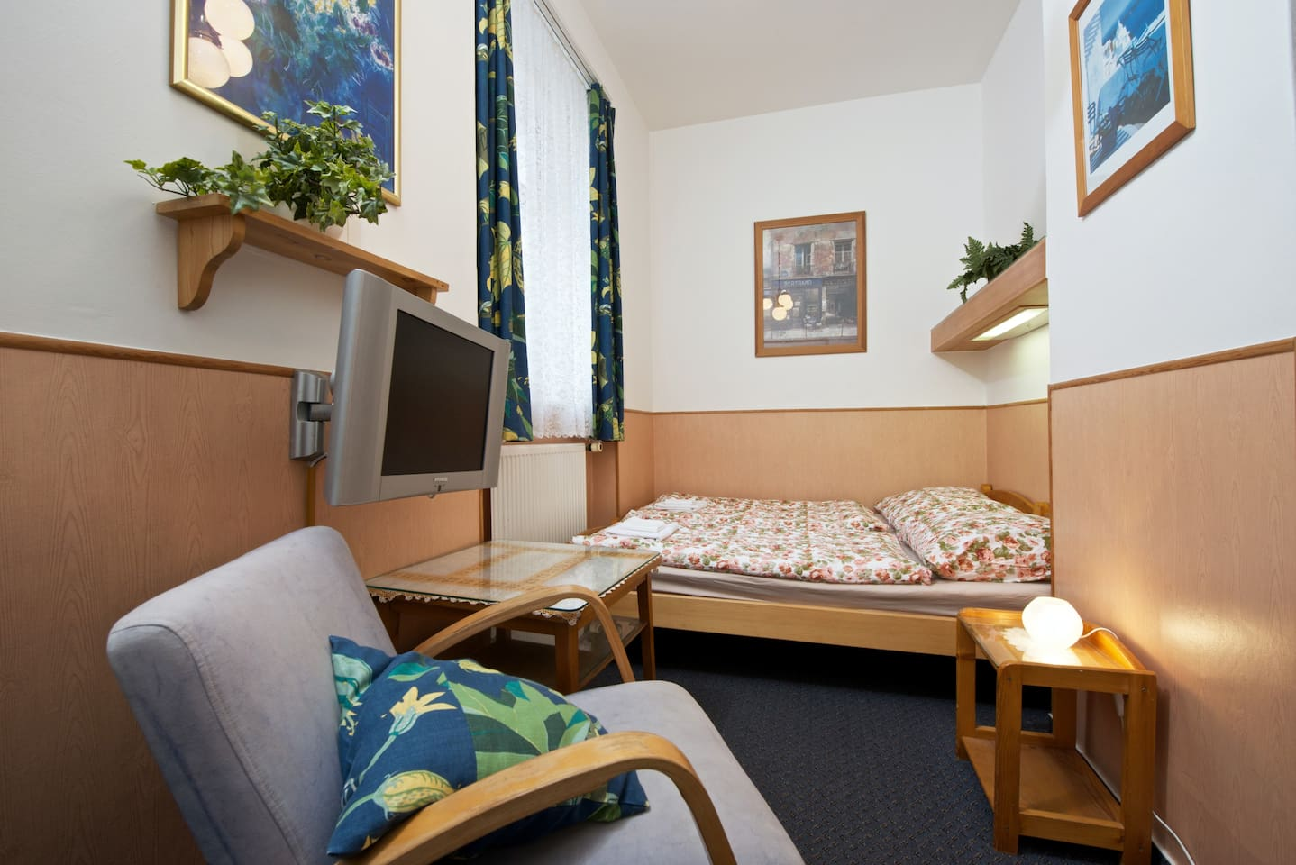 Second bedroom for 3 persons