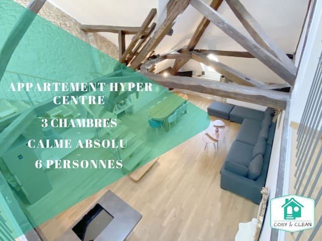 LE MUCIE**** ★ COSY & CLEAN ★ LOFT
