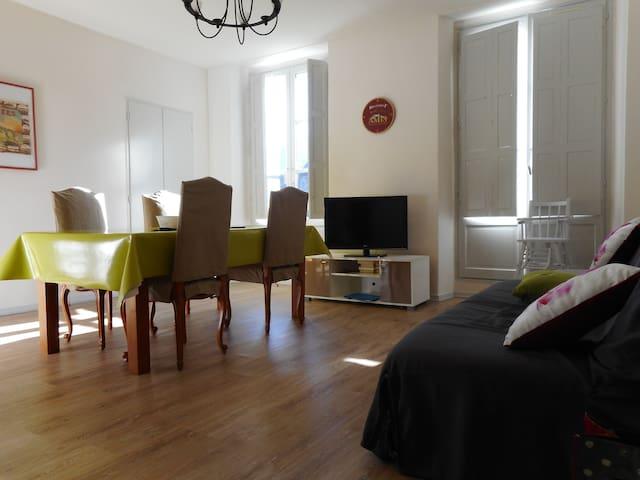 Appartement T3 Bagnères de Luchon