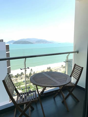 100m2, 3 bedrooms with kitchen. Heart of Nha Trang